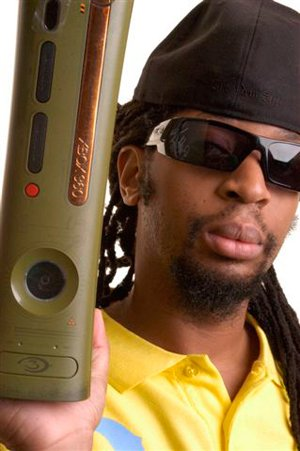 """That 360 colour is nearly as bad as Lil Jon's teeth... """"WHAT?!"""""""