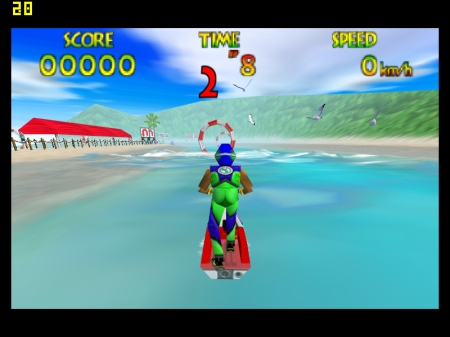 Wave Race - HD